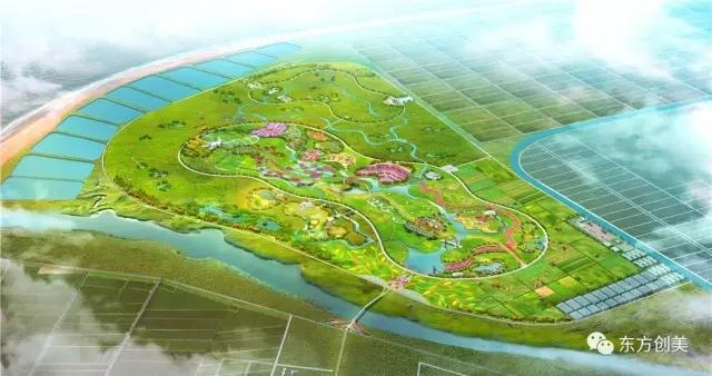 东方创美旅游景观规划设计院
