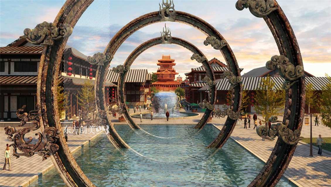 河北晋州魏征故里文化创意产业园全程规划设计