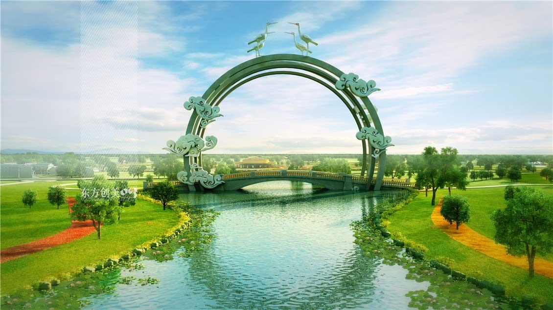 东方创美旅游景观规划设计院-江苏射阳黄海湿地国家