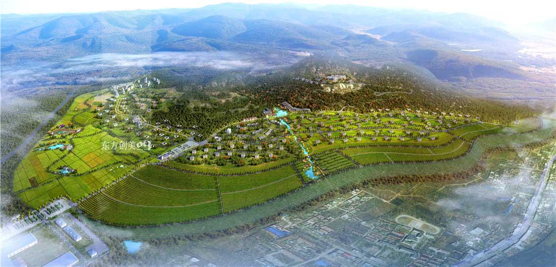 方创美旅游景观规划设计院 山东泗水汇源集团 圣源明德 酒庄